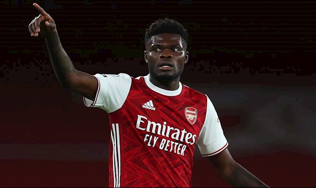 Thomas Partey là sự khác biệt lớn nhất giữa Arsenal và MU! hình ảnh