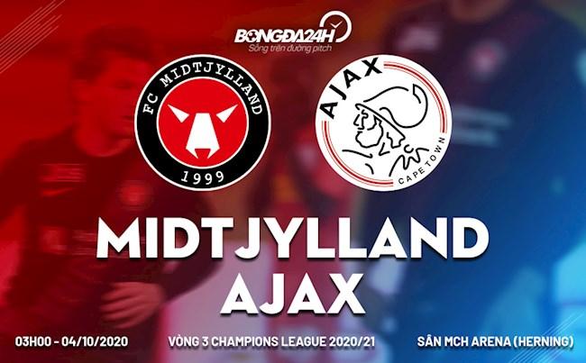 Midtjylland vs Ajax