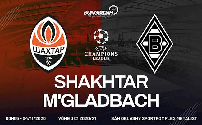 Shakhtar vs Gladbach