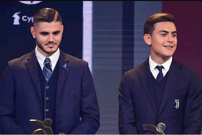 PSG va Juventus tinh trao doi giua Icardi va Dybala