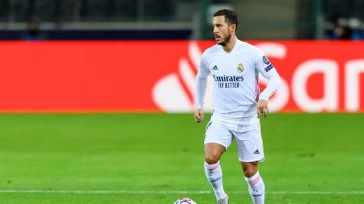 Tiền vệ Eden Hazard lại dính chấn thương, HLV Zidane nói gì hình ảnh