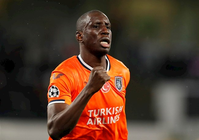 Demba Ba ghi ban dau tien cho Basaksehir o Champions League mua nay