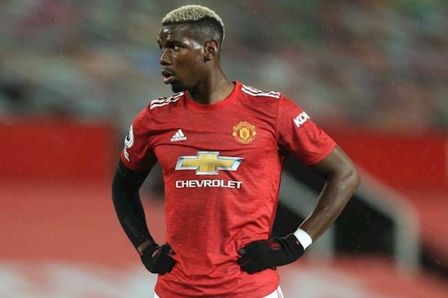 Điểm tin bóng đá tối 2011 Pogba xem xét xé hợp đồng với MU hình ảnh