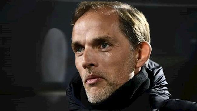 HLV Thomas Tuchel phát biểu sau trận RB Leipzig vs PSG hình ảnh