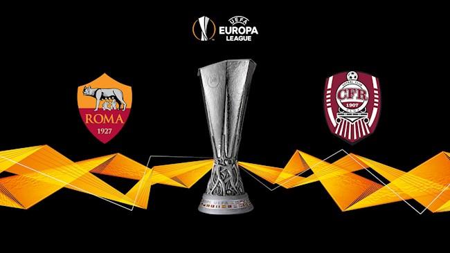 Roma vs Cluj