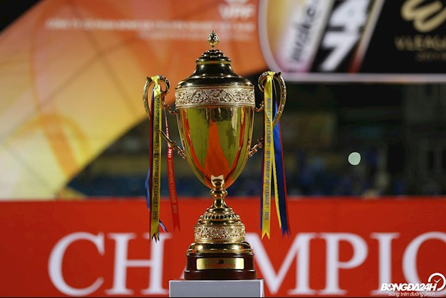 Ban tổ chức chuẩn bị sẵn hai phiên bản cúp vô địch V-League 2020 hình ảnh 2