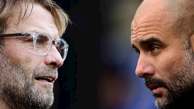Klopp va Guardiola