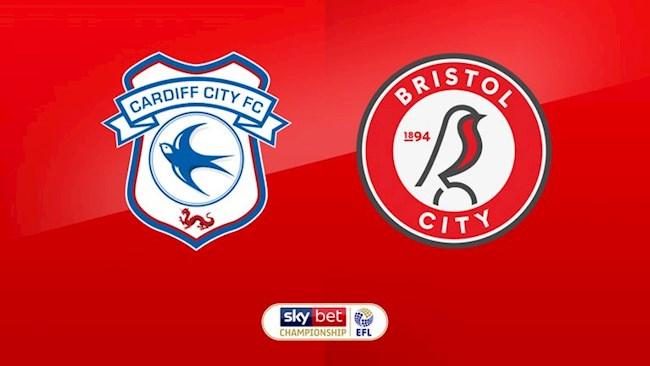 Cardiff vs Bristol City