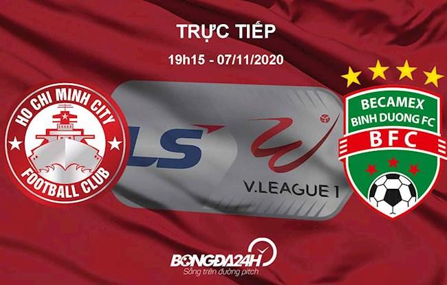 Truc tiep bong da TP HCM vs Binh Duong hom nay o dau ?