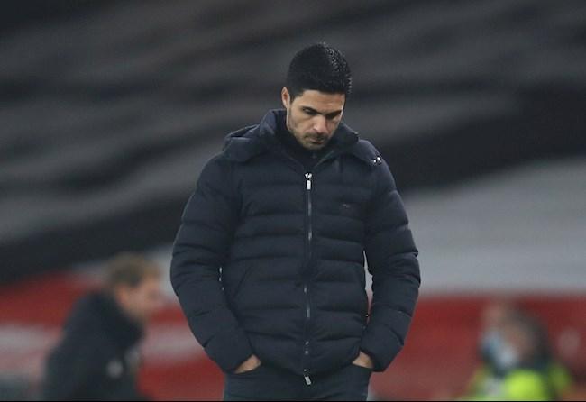 NHM Arsenal chán nản sau những tuyên bố từ Mikel Arteta hình ảnh 2