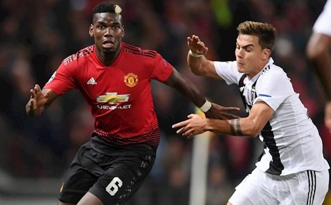 Juventus đã có kế hoạch chiêu mộ tiền vệ Paul Pogba hình ảnh