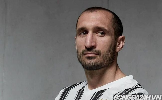 Tiểu sử cầu thủ Giorgio Chiellini hậu vệ câu lạc bộ Juventus hình ảnh