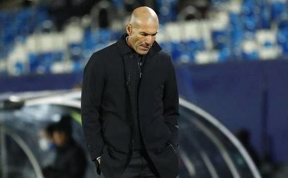 HLV Zinedine Zidane lên kế hoạch rời Real Madrid ở Hè 2021 hình ảnh