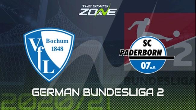 Bochum vs Paderborn