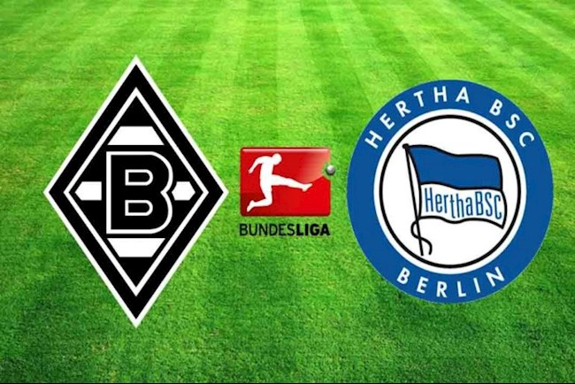 Gladbach vs Hertha Berlin