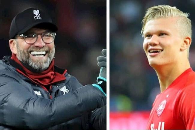 Liverpool nên chiêu mộ tiền đạo Erling Haaland hình ảnh