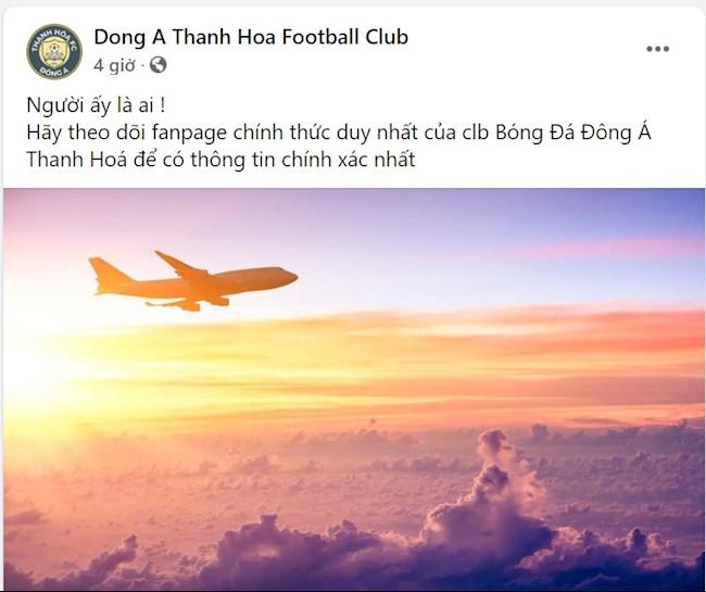 CLB Thanh Hóa úp mở về HLV ngoại mới hình ảnh