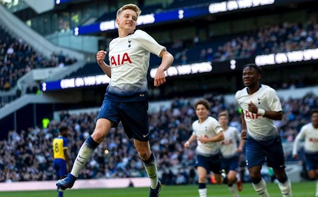 Tottenham chính thức ký hợp đồng mới với sao trẻ Harvey White hình ảnh