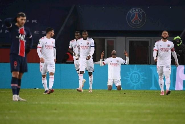 Video kết quả PSG vs Lyon Ligue 1 202021 đêm qua hình ảnh
