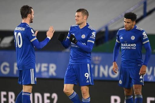 Leicester danh bai Brighton 3-0