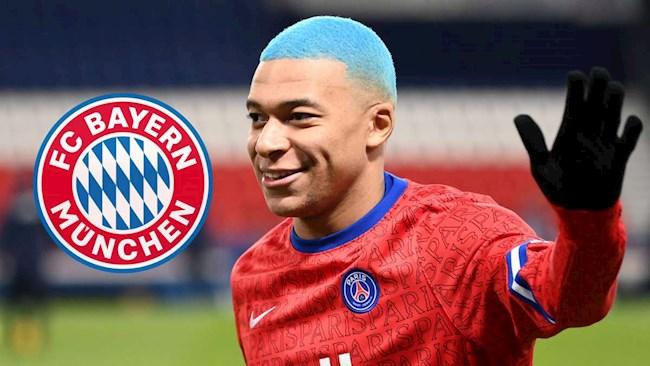 Giám đốc Bayern lên tiếng về khả năng mua Kylian Mbappe hình ảnh