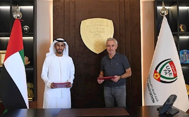 UAE xin đăng cai bảng G Vòng loại World Cup 2022
