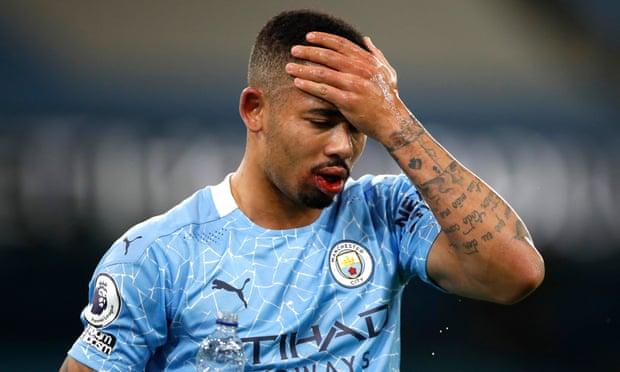 Manchester City đang thực sự bất ổn trong mọi khía cạnh