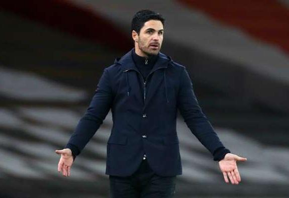 Arteta thừa nhận Arsenal chơi không đủ tốt hình ảnh