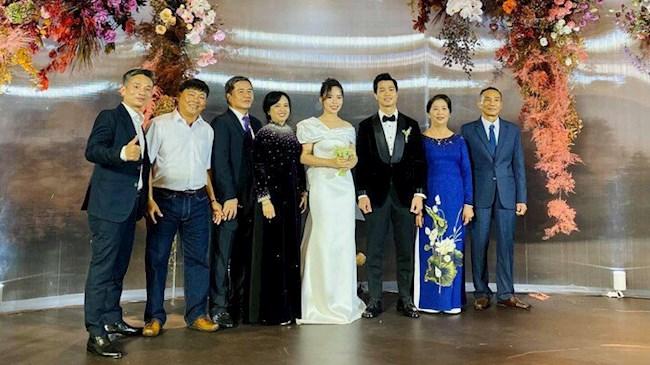 Gia đình Công Phượng làm hơn 100 mâm cỗ trong đám cưới ở Nghệ An hình ảnh 2