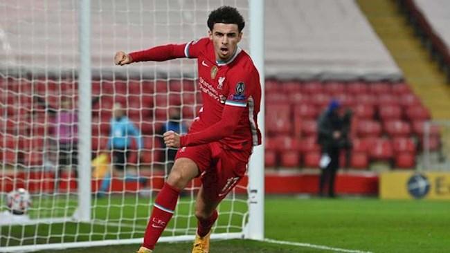 Bộ đôi sao trẻ Liverpool đồng loạt lập kỷ lục ở C1 hình ảnh