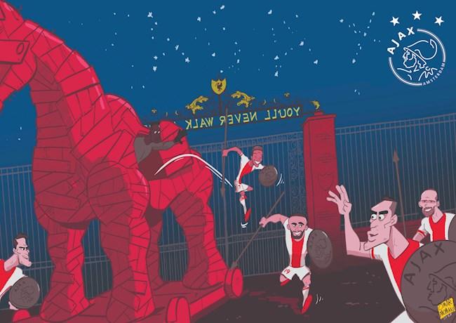 Biếm họa Có một Eden Hazard bằng pha lê ở Madrid hình ảnh 3