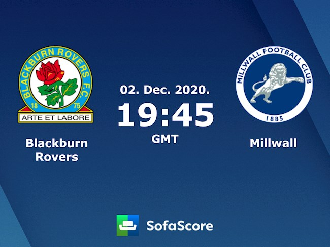 Blackburn vs Millwall