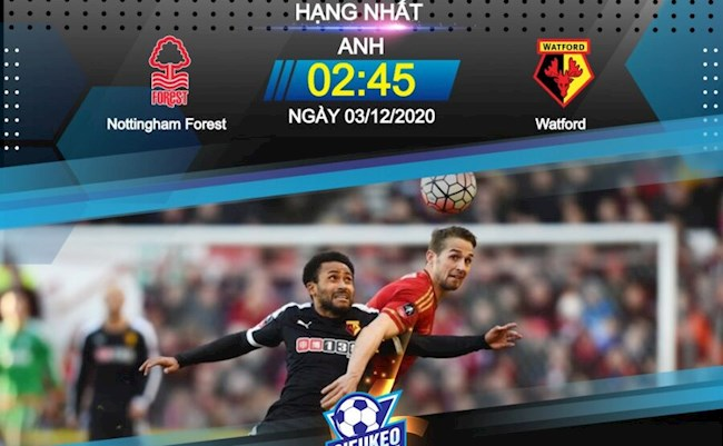 Nottingham vs Watford