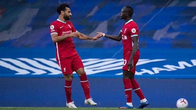Robertson lên tiếng về tin đồn rạn nứt giữa Salah và Mane hình ảnh