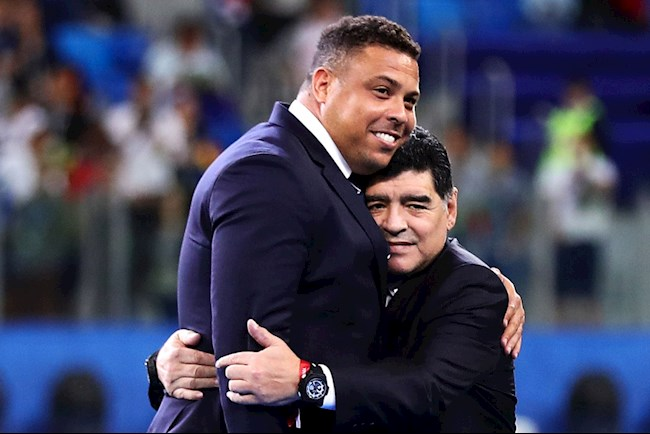 Maradona và tình bạn đặc biệt với Người ngoài hành tinh