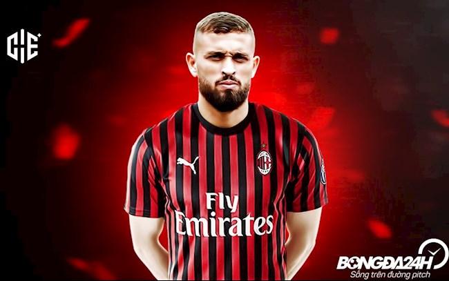 Tiểu sử cầu thủ Leo Duarte hậu vệ của câu lạc bộ AC Milan hình ảnh