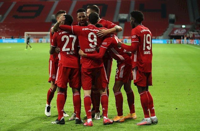 Video Kết quả Leverkusen vs Bayern Munich Bundesliga đêm qua hình ảnh
