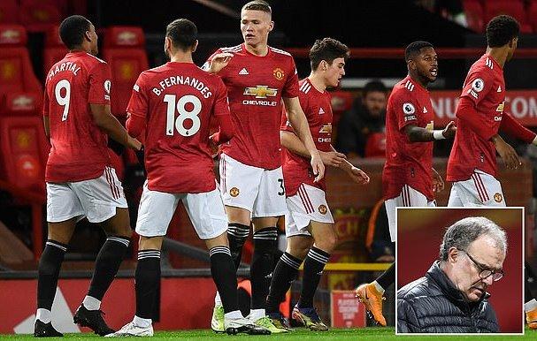 Man United đang hay nhất trong phần còn lại của Premier League hình ảnh