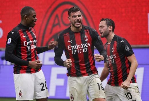 Video Kết quả AC Milan vs Lazio clip Serie A 2020 đêm qua hình ảnh