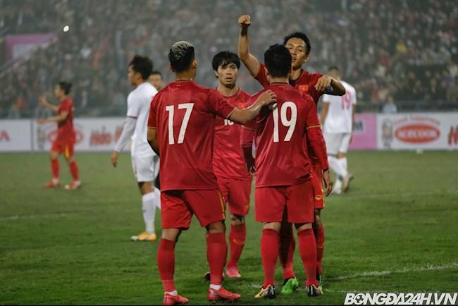 10 dấu ấn đáng chú ý của bóng đá Việt Nam trong năm 2020 hình ảnh 3