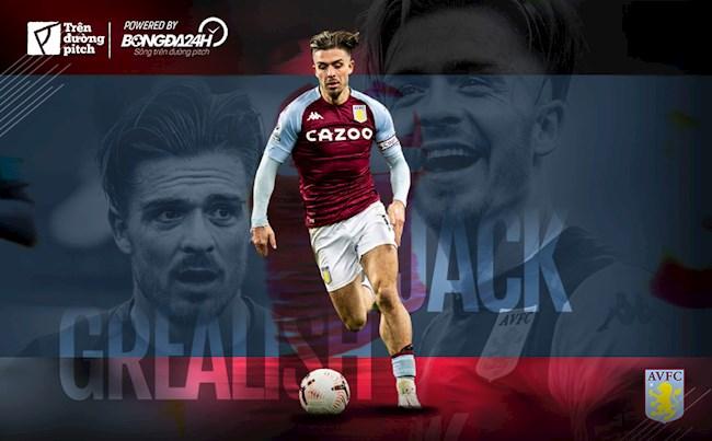 Man United đã chọn Van de Beek nhưng sẽ khó cưỡng lại Jack Grealish