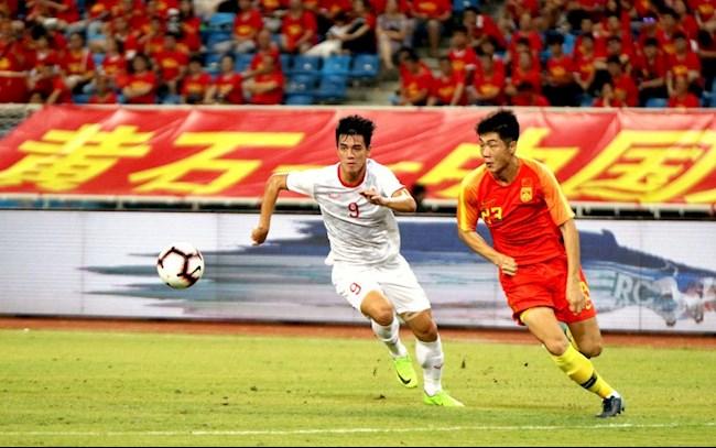 HLV U20 Trung Quốc xem thường sức mạnh ĐT Việt Nam hình ảnh