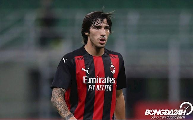 Tiểu sử cầu thủ Sandro Tonali tiền vệ câu lạc bộ AC Milan hình ảnh