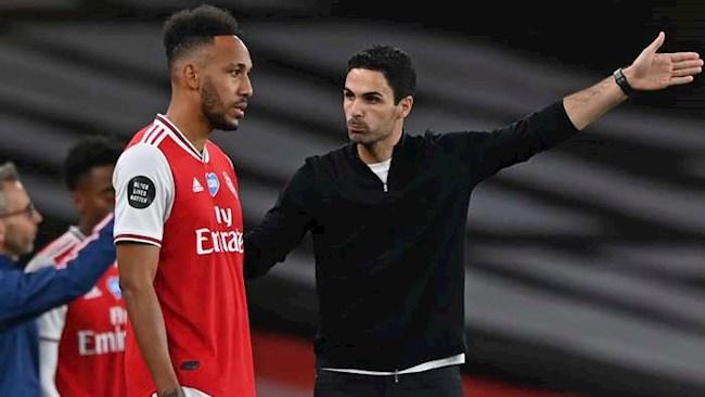 Huyền thoại Arsenal bảo vệ Arteta sau thành tích bết bát hình ảnh