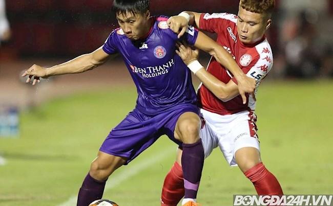 Soi kèo trên Qh88 Lịch thi đấu bóng đá hôm nay 3112  Derby TP Hồ Chí Minh hình ảnh