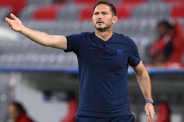 HLV Frank Lampard lên tiếng về tương lai ở Chelsea hình ảnh