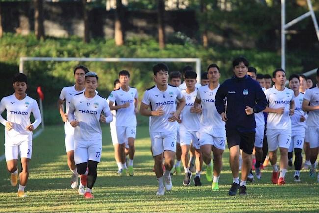HAGL tăng cường đội hình bằng việc bổ sung 11 cầu thủ U21