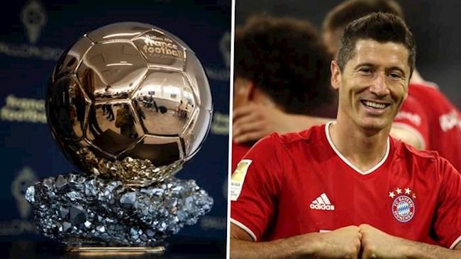 Lewandowski vẫn tiếc rẻ vì lỡ cơ hội giành Quả bóng Vàng hình ảnh