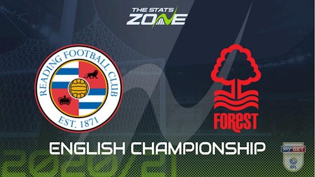Reading vs Nottingham
