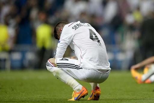 Trung vệ Sergio Ramos bỏ lỡ trận đấu với Sevilla hình ảnh